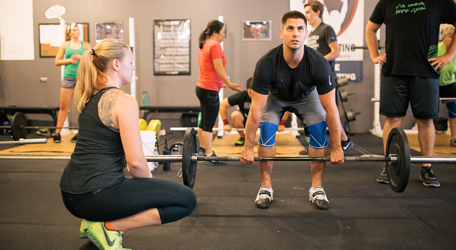 Personal Training and Small Group Services