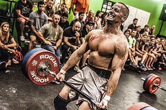 Iron Athlete CrossFit And Gymnastics Coach Andy Timm