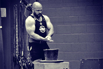 Iron Athlete Weightlifting And CrossFit Coach August Schmidt