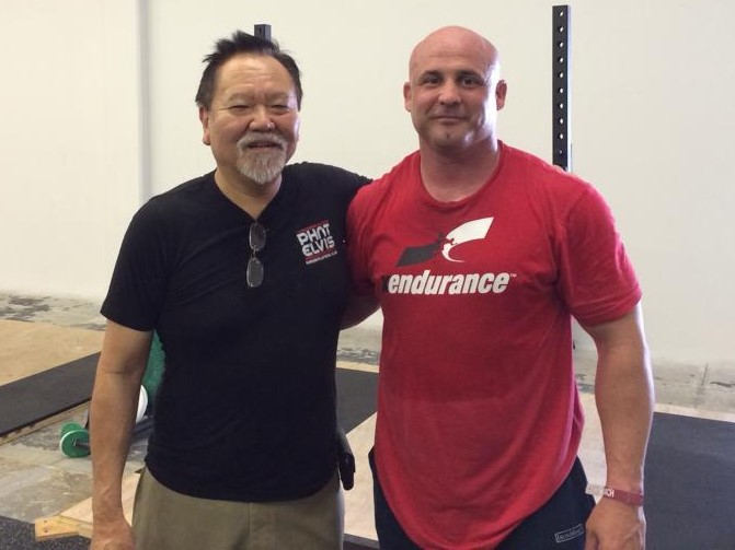 Coach Bob Tanko Talks About Weightlifting And CrossFit