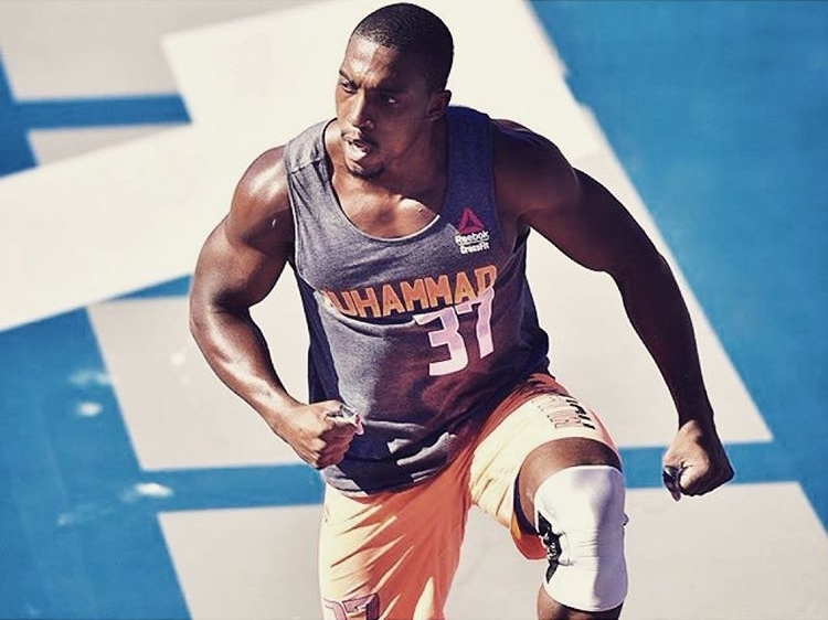 Elijah EZ Muhammad CrossFit Competitor And Lifter At The CrossFit Games