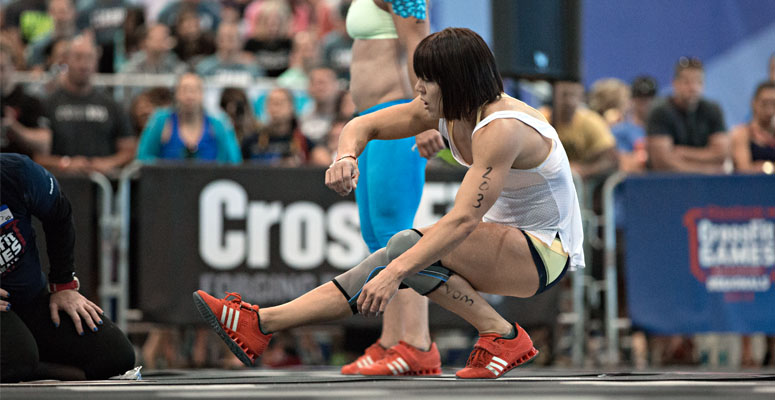 Meet Iron Athlete Tiffany Hendrickson