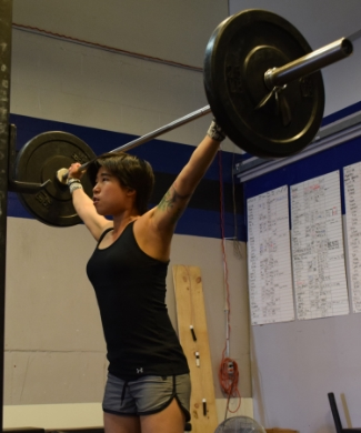 Jo Hsu Weightlifts To Keep All Aspects Of Her Life In Balance