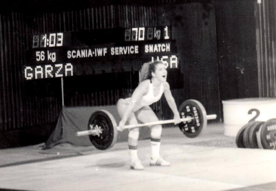 Becoming Weightlifting Wise: An Interview With Ursula Garza Papandrea