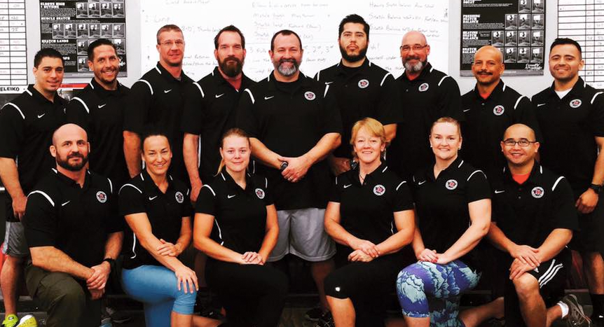 Iron Athlete Certified Weightlifting Coaches