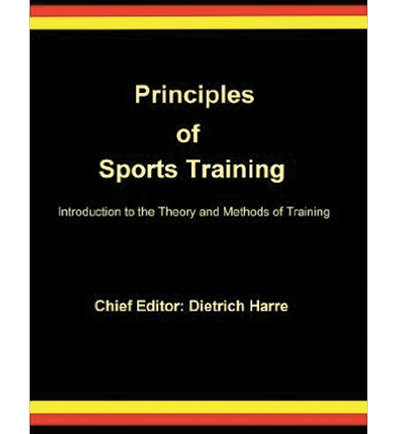 Principles Of Sports Training By Dietrich Harre
