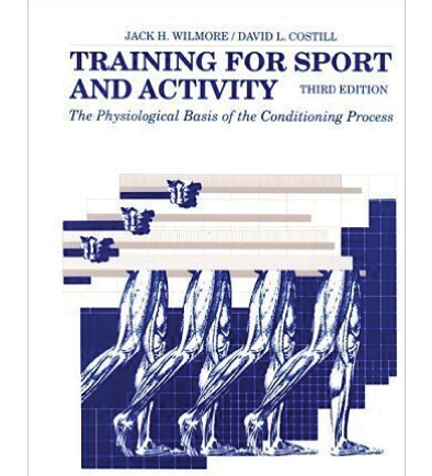 Training For Sport And Activity By Jack H. Wilmore