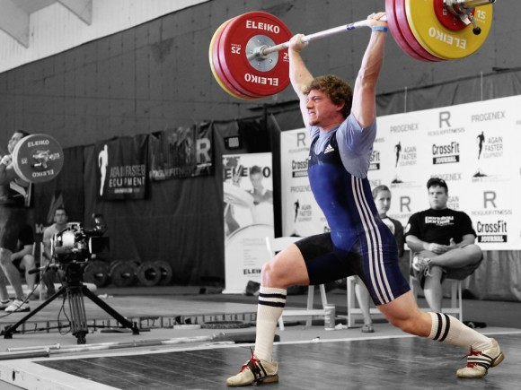 Interview With Chad Vaughn: Olympian, Coach, Lead Developer For The CrossFit Advanced Weightlifting Trainer's Course