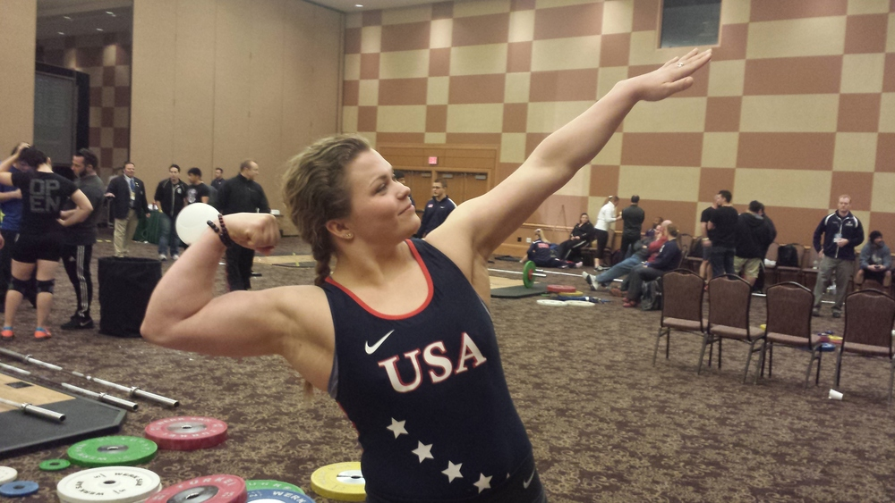 Meet Iron Athlete Deirdre Lenzsch