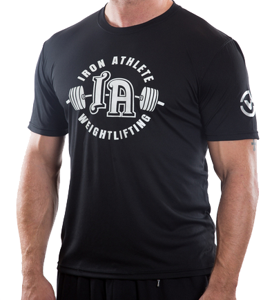 Iron Athlete Dry Fit Shirt