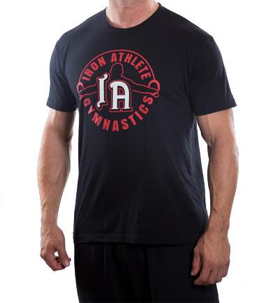 Gymnastics Logo T-Shirt