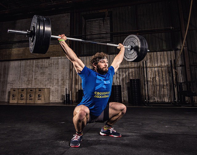 Ricky Redus Is A CrossFit Games Competitor And Olympic Weightlifter
