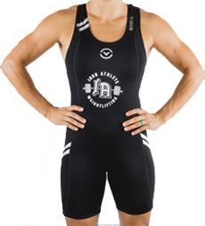 Women's Iron Athlete Singlet