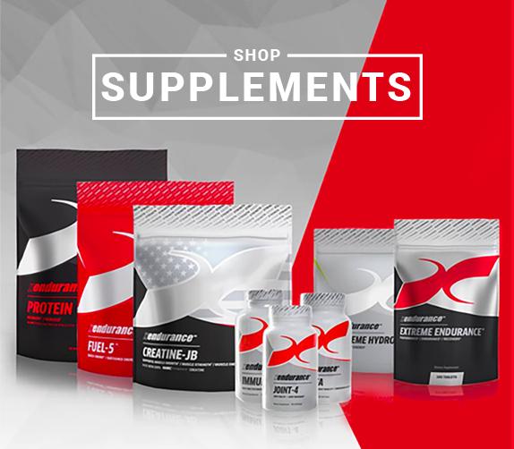 Shop Iron Athlete Supplements like Extreme Endurance