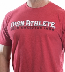 Red Trademark Logo T-Shirt
