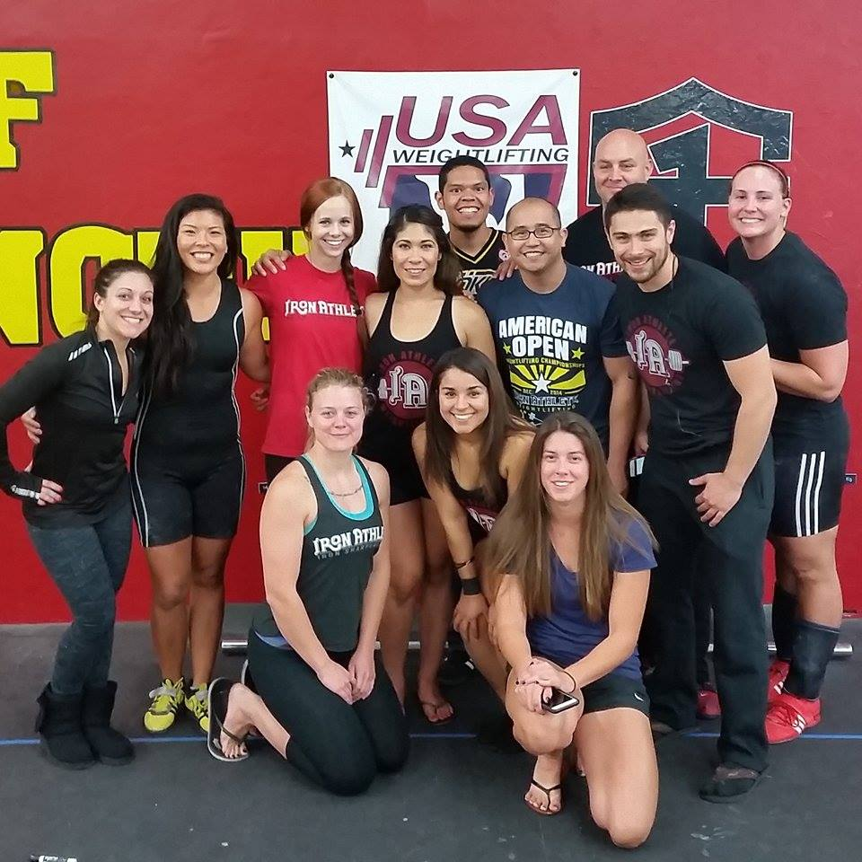 2015 Tuscon Barbell Club Open Meet Recap