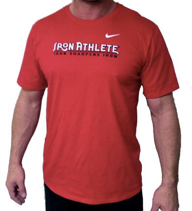 Iron Athlete Nike T-Shirt