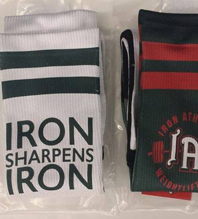 IronAthleteSocks