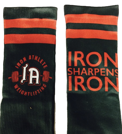 Iron Athlete Socks