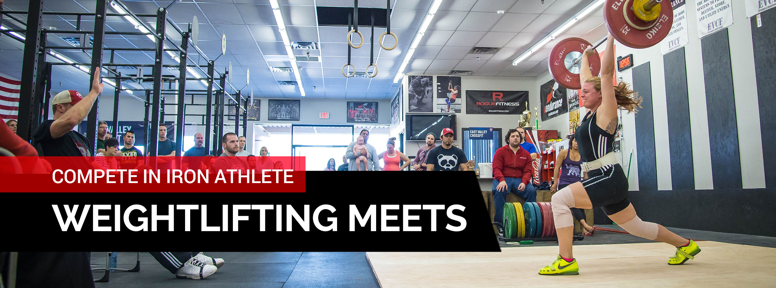 Iron Athlete Weightlifting Meets
