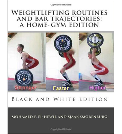 Weightlifting Routines And Bar Trajectories