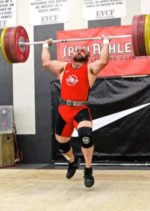 Training For Competitive Weightlifting As A Masters Athlete