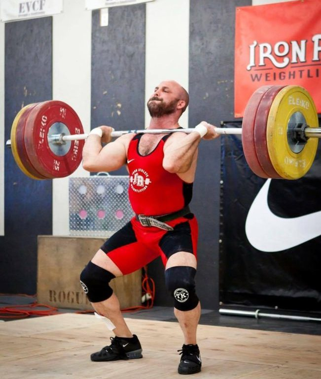 Spice Up Your Training With These 4 Derivatives Of The Clean & Jerk