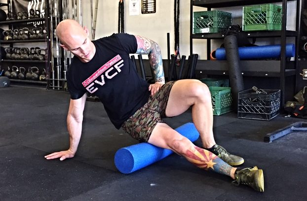 When Should You Foam Roll?
