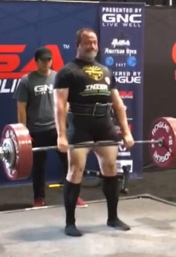 Iron Athlete Powerlifting Clinic With Matt Foreman (9a-12p)