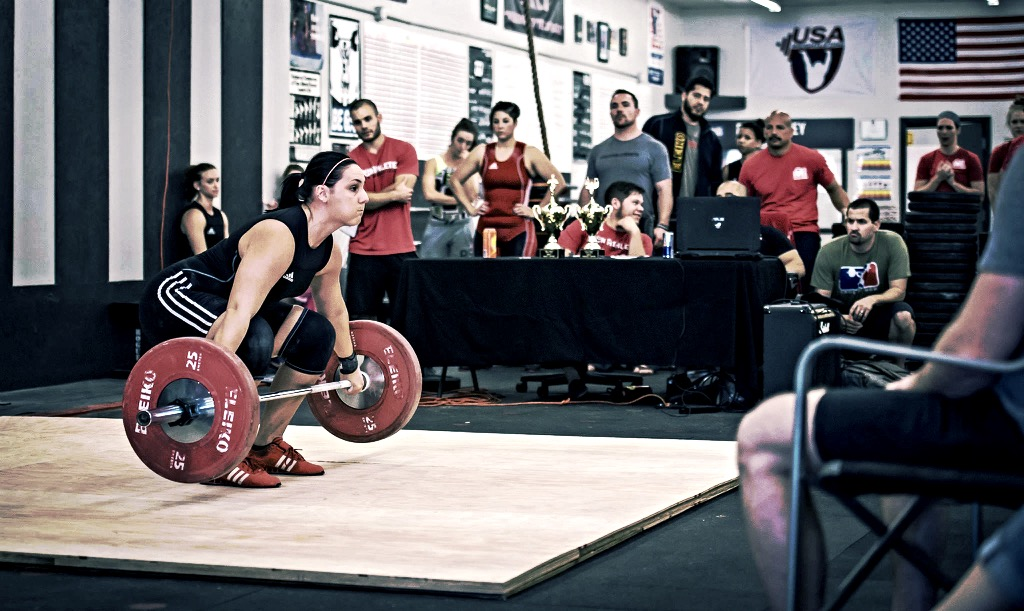 Iron Athlete Spring Open Weightlifting Meet