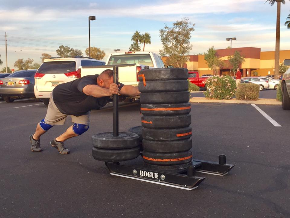 6 Time Based Sled Workouts