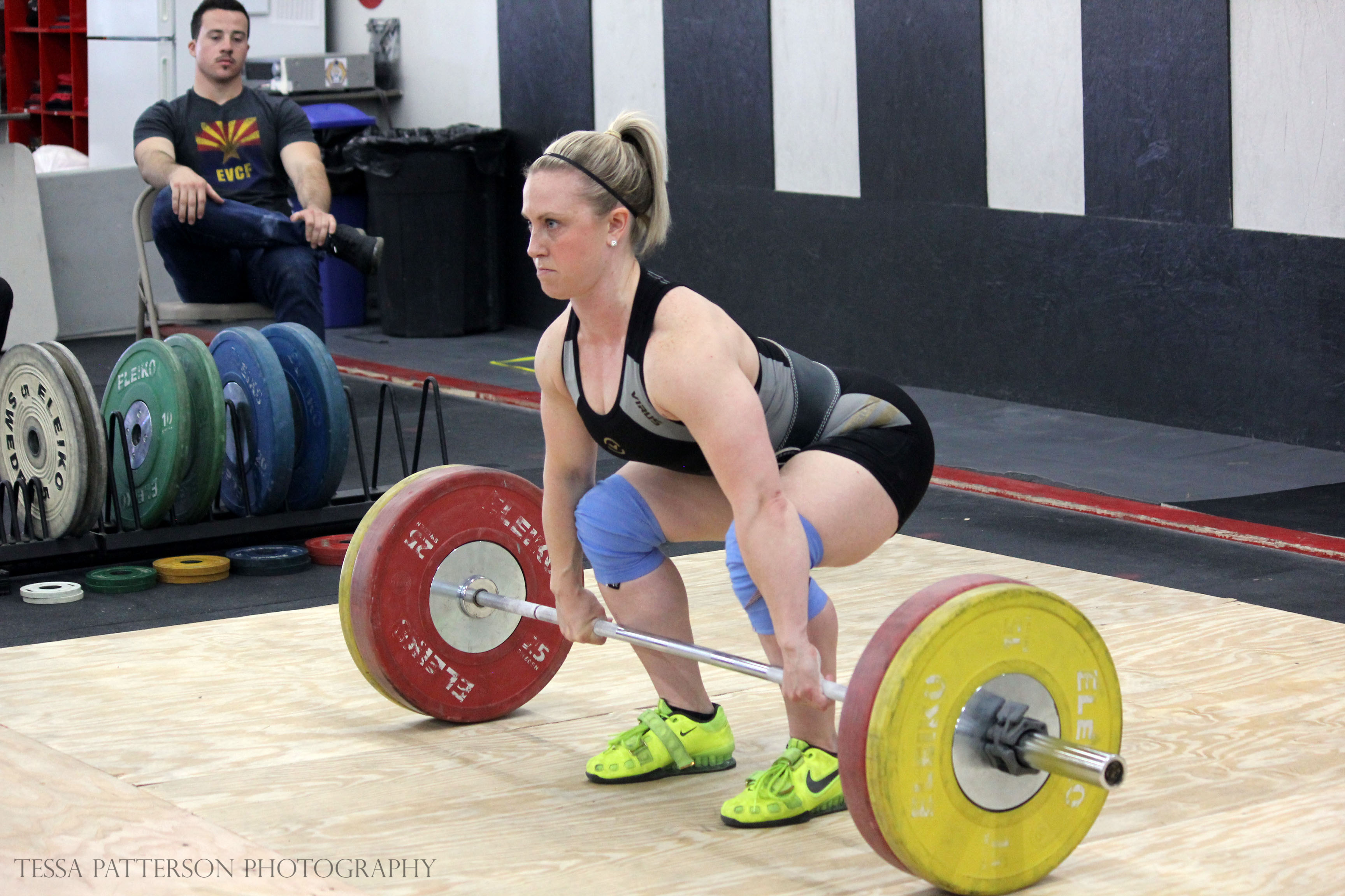 Iron Athlete Winter Open – Feb. 24, 2018