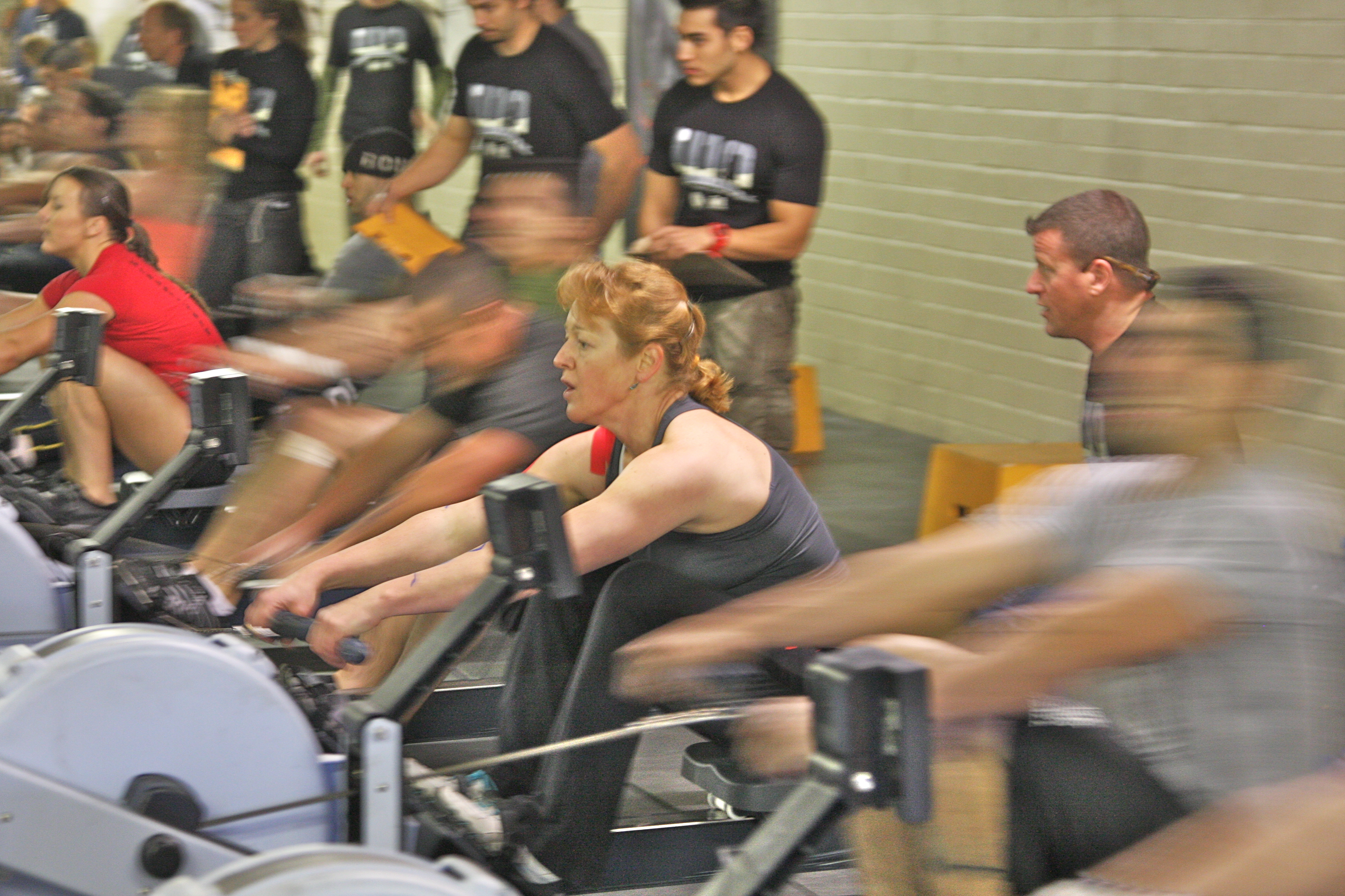 Iron Athlete Rowing Clinic With Kare Williams