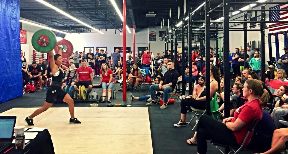 Iron Athlete Summer Open Weightlifting Meet