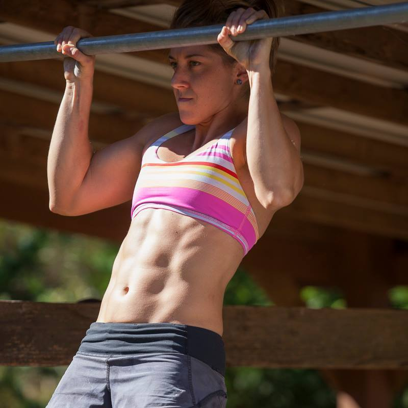 Iron Athlete Upper Body Strength Assessment With Shanna Duvall