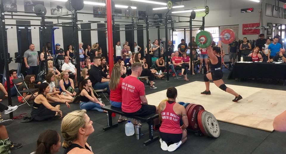 Iron Athlete Winter Weightlifting Meet