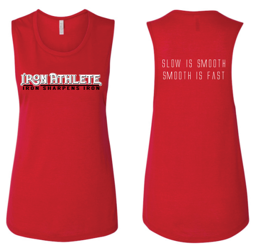 NEW! Trademark Logo Muscle Tank