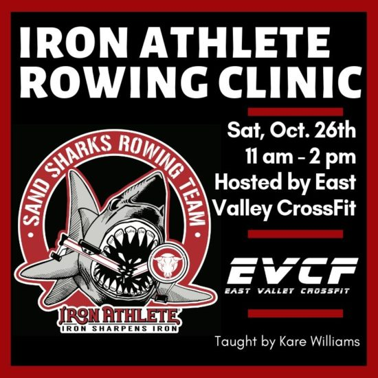 IA Rowing Clinic Taught By Kare Williams