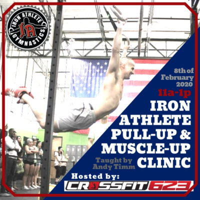 Iron Athlete Gymnastics Clinic Hosted By CrossFit 623