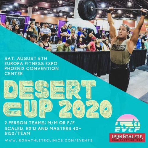 Desert Cup 2020